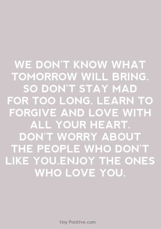 Positive Quotes about life 1