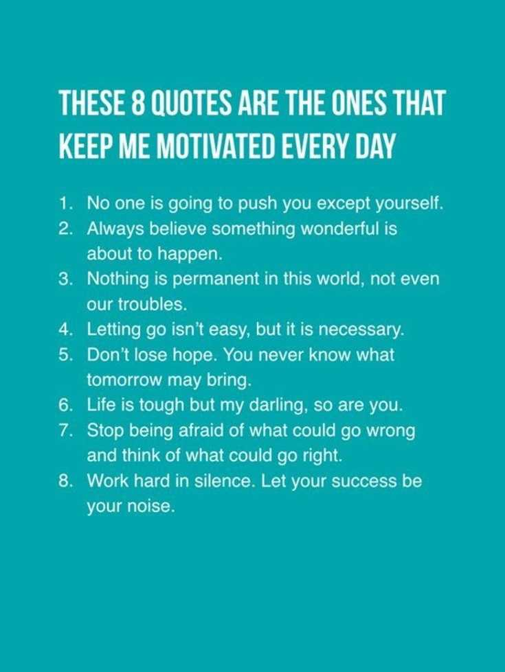 38 Short Positive Quotes Motivational Quotes of the Day 10
