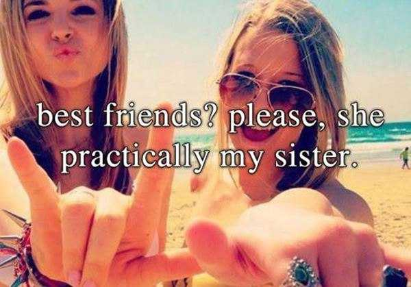 45 Cute Best Friend Quotes True Friendship Quotes 16
