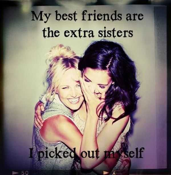 45 Cute Best Friend Quotes True Friendship Quotes 17