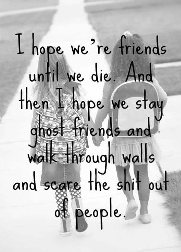 45 Cute Best Friend Quotes True Friendship Quotes 22