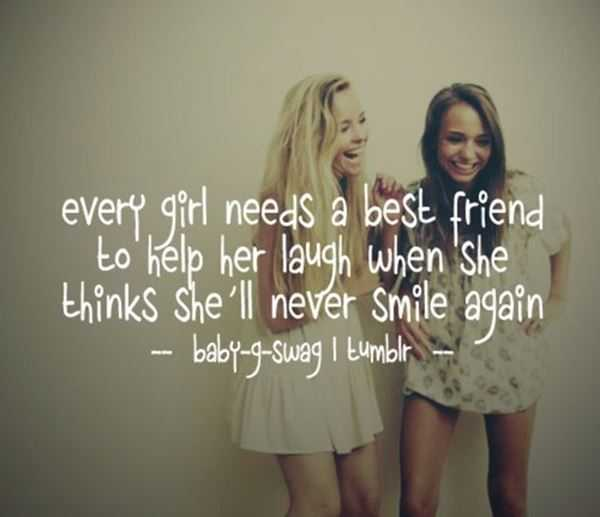 45 Cute Best Friend Quotes True Friendship Quotes 30