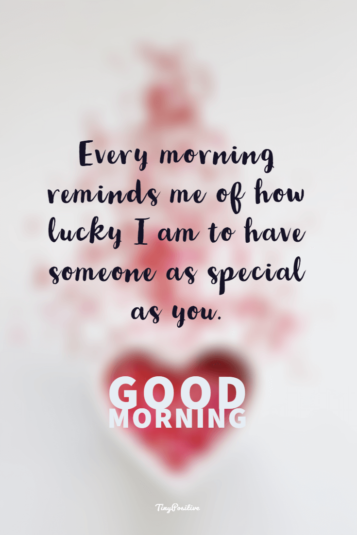 60 Really Cute Good Morning Quotes for Her Morning Love Messages 11
