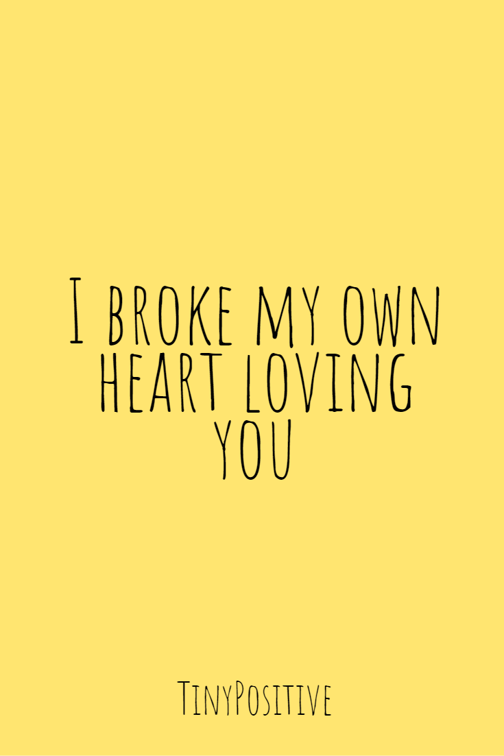 112 Best Quotes About Heartbreak images