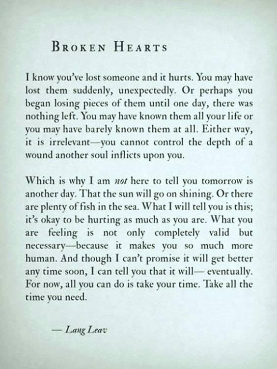112 broken words quotes words for broken heart