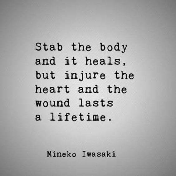112 Broken Heart Quotes And Heartbroken Sayings 44