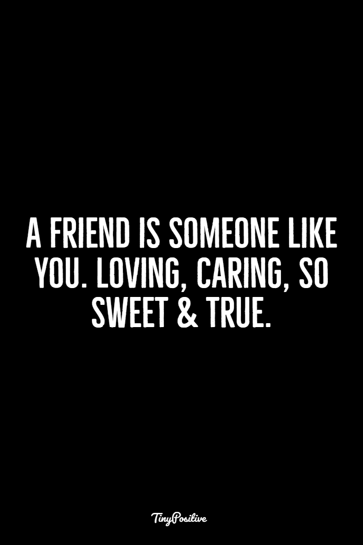 117 Best Friendship Quotes Short Quotes About True Friends sayings