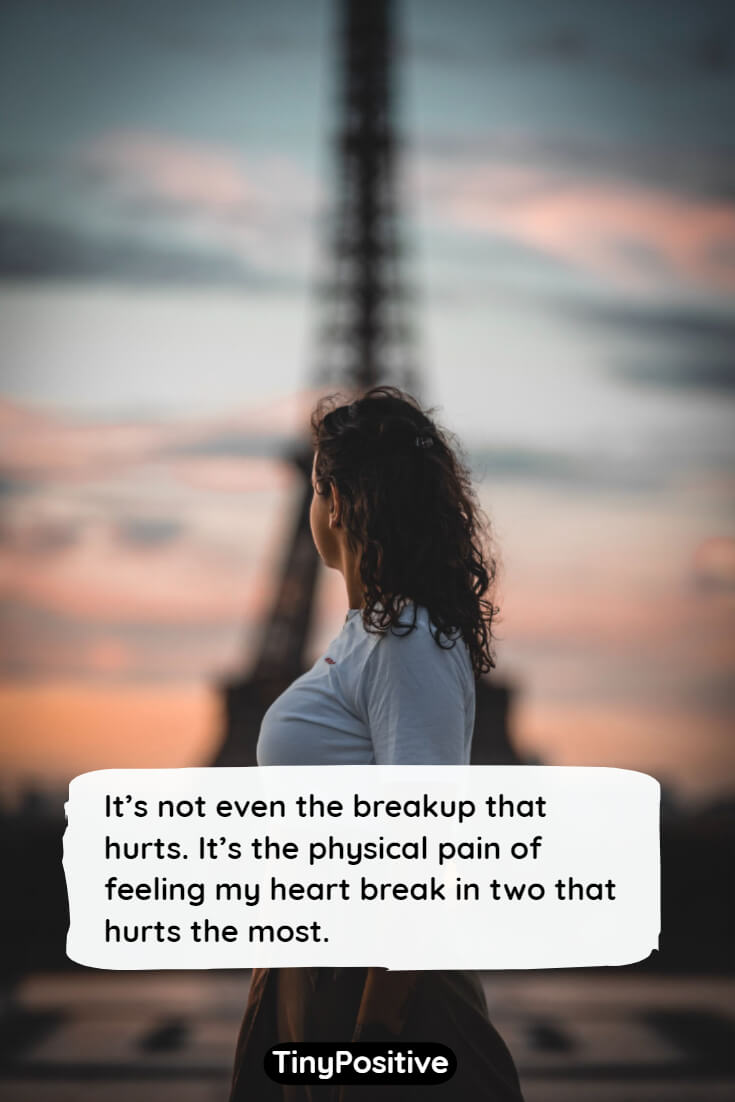 Heart Touching Broken Heart Quotes 112 quotes about love