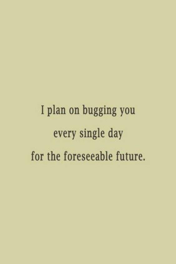 Relationship Quotes on plan single day