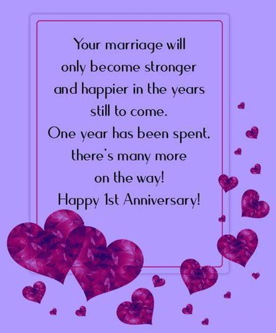 Wishes For Marriage Anniversary
