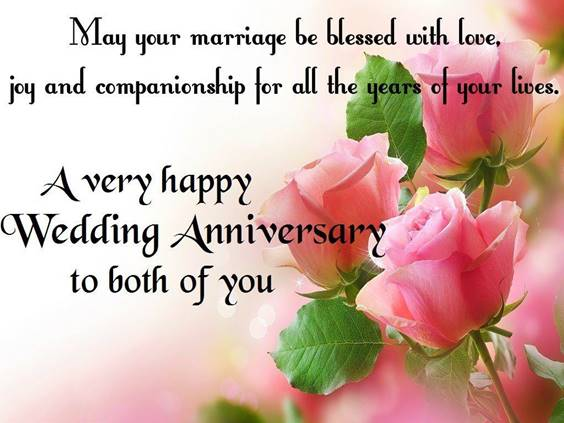 wedding anniversary wishes messages