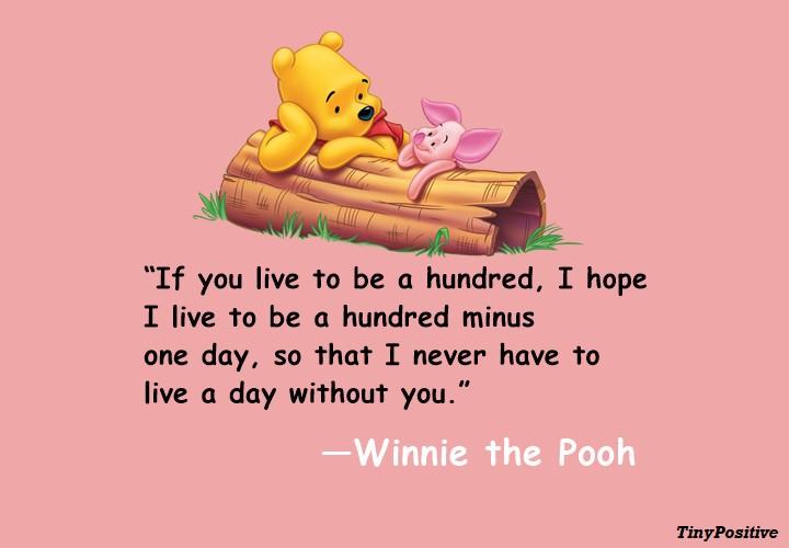 Winnie the Pooh Quotes Love Life and Friendship