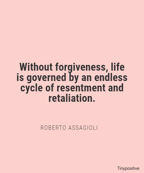 forgiveness quotes to help you let go of the past