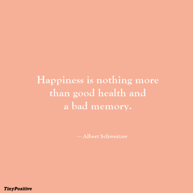 happiness quotes about health and wellness