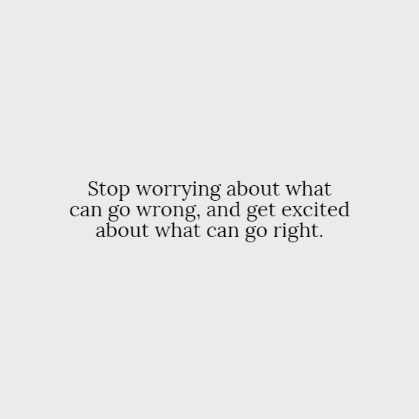 Inspirational quotes about worry and worrying sayings