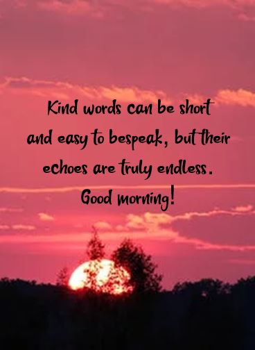 Inspirational Good Morning Quotes and images