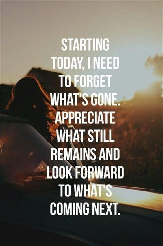 inspirational quotes confidence life look forward