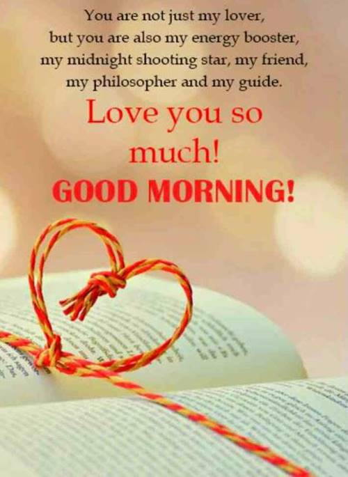 50 Best Love good morning msg for love and good morning sweetheart i love you