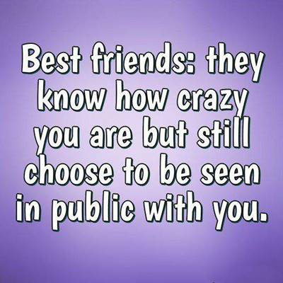 52 Crazy Funny quotes on fun with friends clever instagram captions for friends