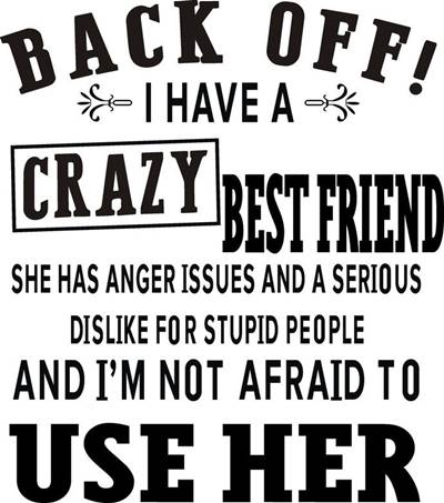 52 Crazy Funny sarcastic friendship quotes captions for friends