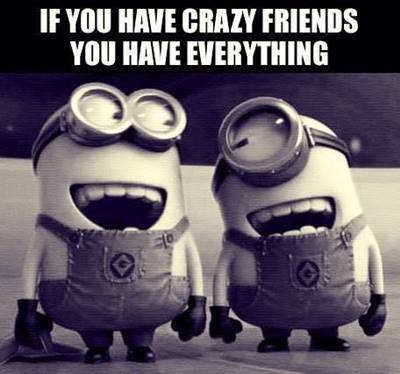 52 Crazy Funny Friendship Quotes for Best Friends 6