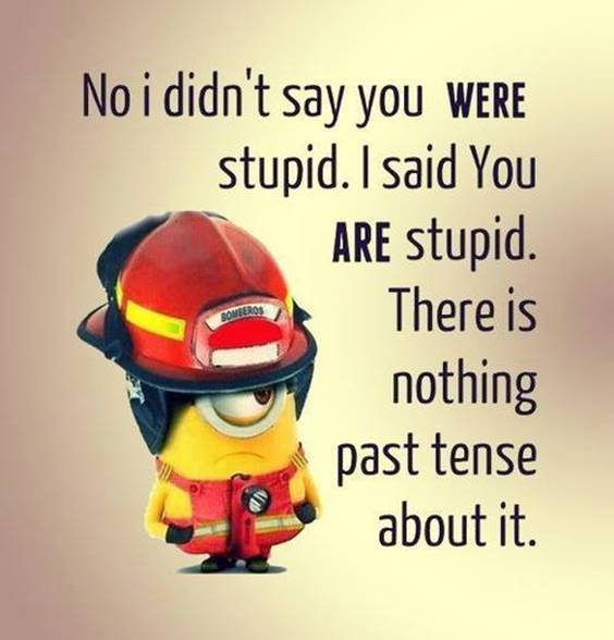 35 Funniest Minion Quotes Of The Week 1