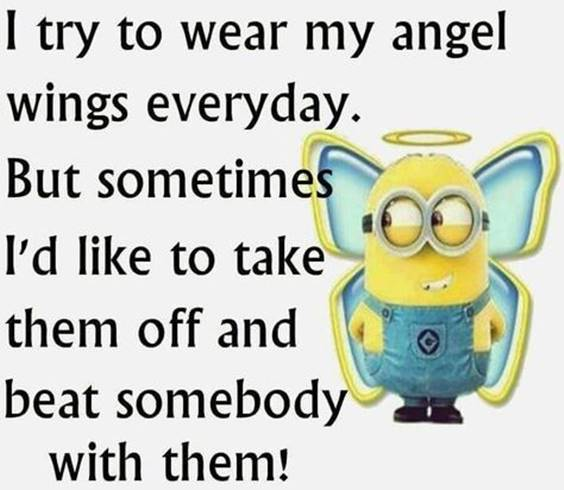 35 Funniest Minion Quotes Of The Week 34