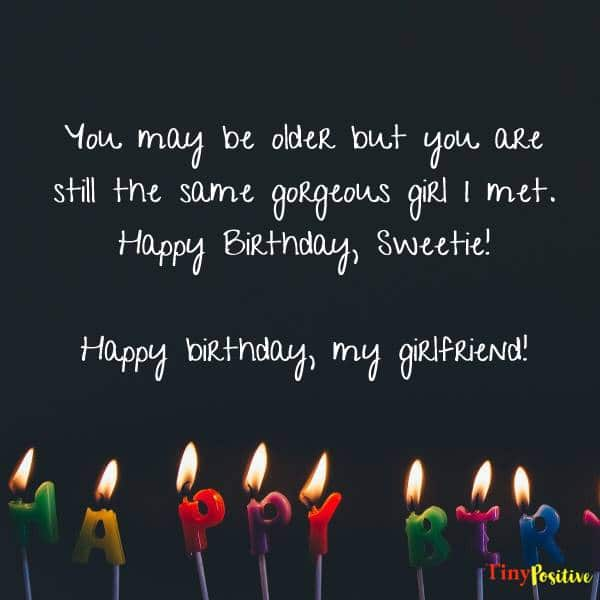 Romantic Birthday Wishes For Girlfriend - Birthday Quotes & SMS | love romantic happy birthday images