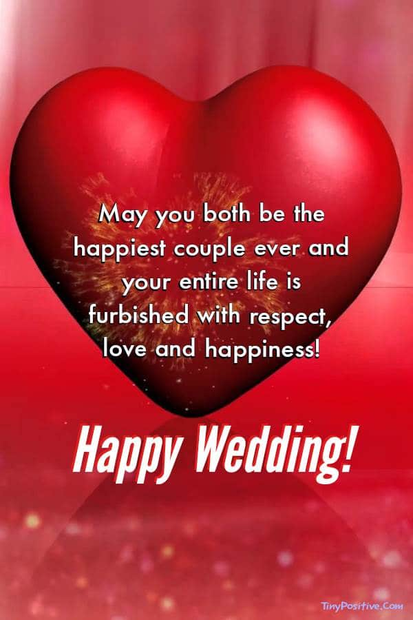 Wishes For Marriage Of Friend's Son