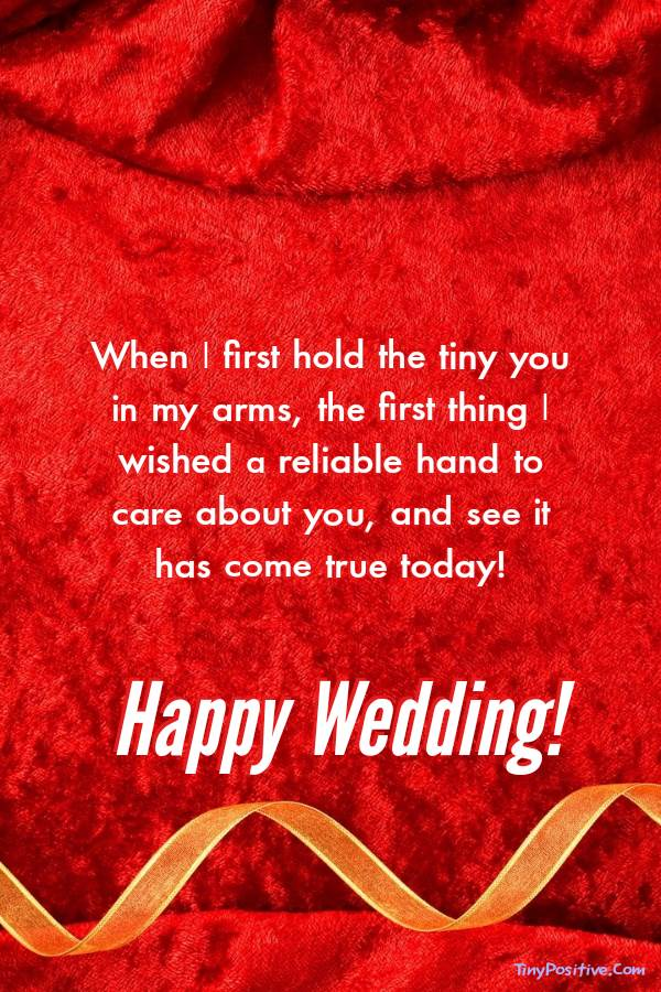 quotes to my son on his wedding day