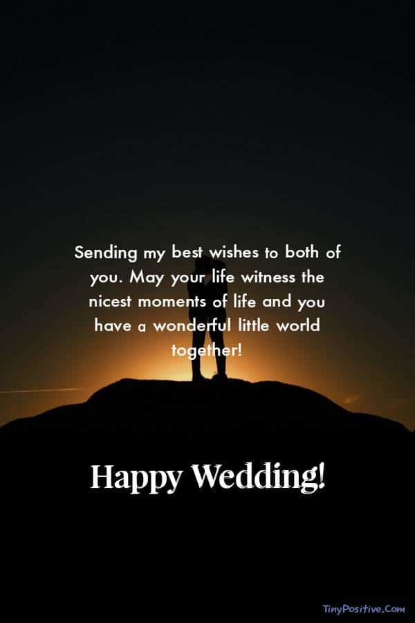 congratulations on the marriage of your daughter card