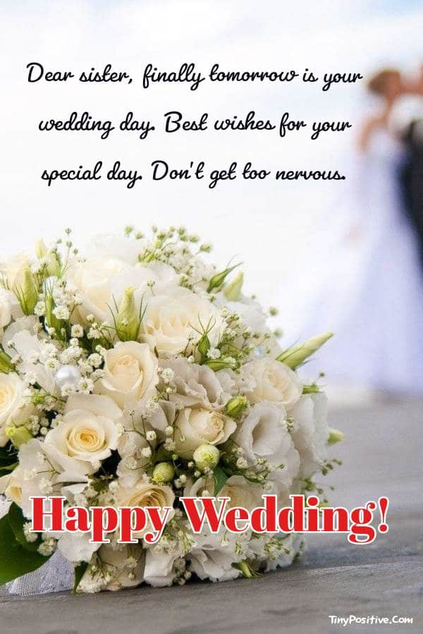 Best Wedding Wishes & Messages | Funny Marriage Quotes to Write in a Wedding Card