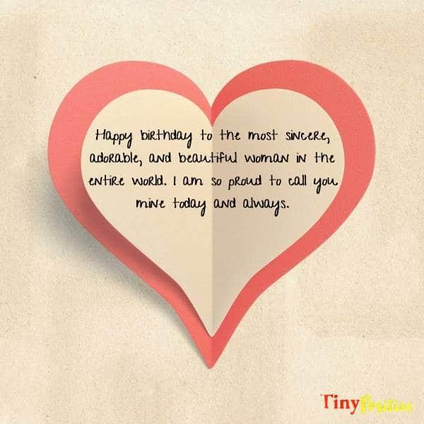 Best Romantic birthday messages ideas birthday quotes