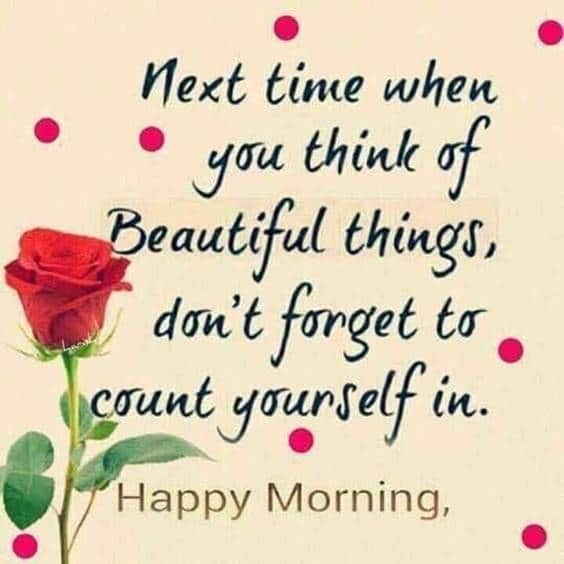 Motivational Good Morning Quotes with Beautiful Images | good morning new day quotes, beautiful morning quotes, good morning beautiful quotes
