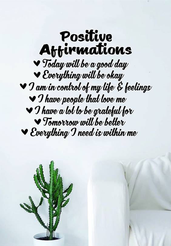 42 Positive Affirmations Quotes for Success and Happiness | Positive affirmations, Affirmations, Daily positive affirmations