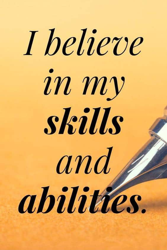 42 Positive Affirmations Quotes for Success and Happiness | Positive affirmations quotes, Words of affirmation, Affirmation quotes