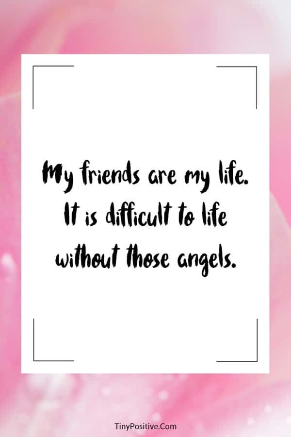 45 Inspirational Quotes for Friends Friendships Thoughts   cute friend quotes, deep friendship quotes, short friend quotes