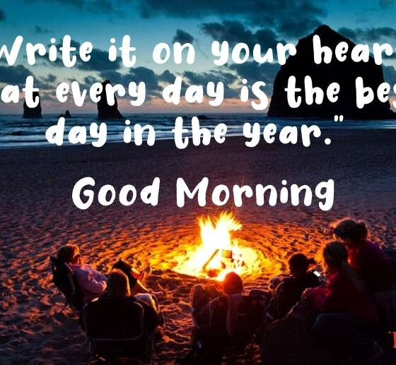 Motivational Good Morning Quotes with Beautiful Images