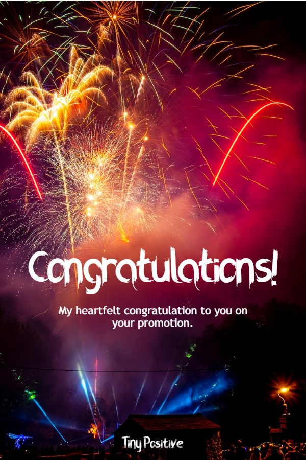 145 Congratulations Wishes On Promotion – Simple Congratulations Messages Quotes | promotion wishes to senior, congratulations images, congrats