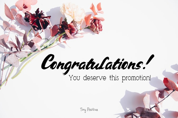 165 Promotion Wishes – Congratulations Message on Promotion | promotion success congratulations, promotion animated congratulations, job congratulations