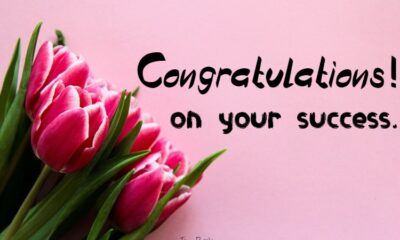 185 Congratulations Messages Wishes and Quotes What to Write in a Congratulations Card | congratulatory words, congratulations, congratulations messages promotion