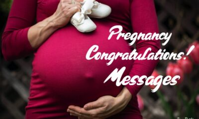 Pregnancy Wishes Congratulations Messages for Pregnancy to New Mom