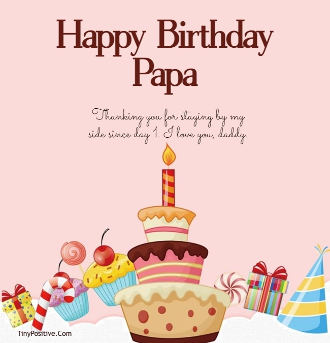 Happy Birthday Wishes to Dad
