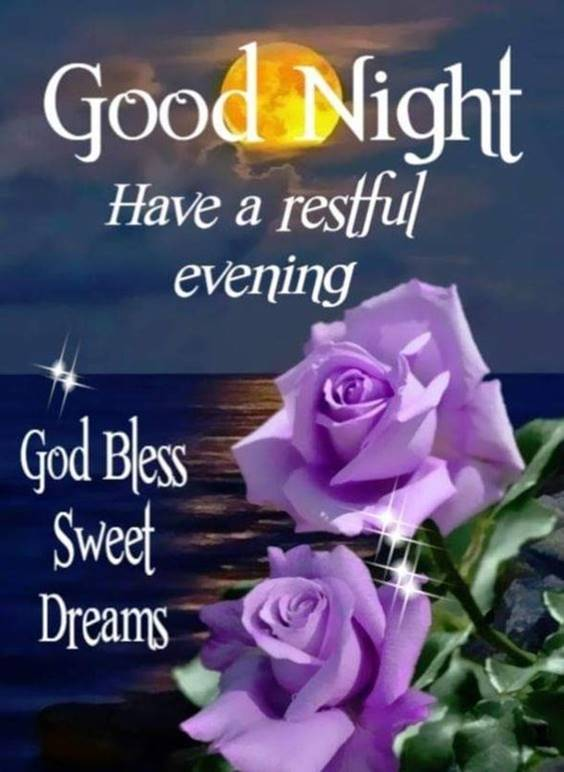 Beautiful Good Night Message