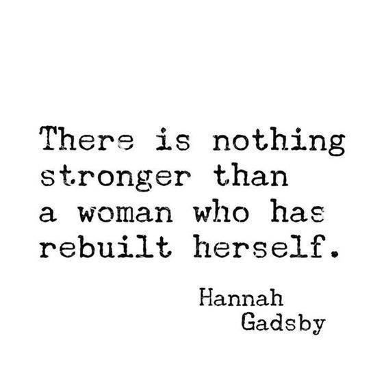 weak man strong woman quotes
