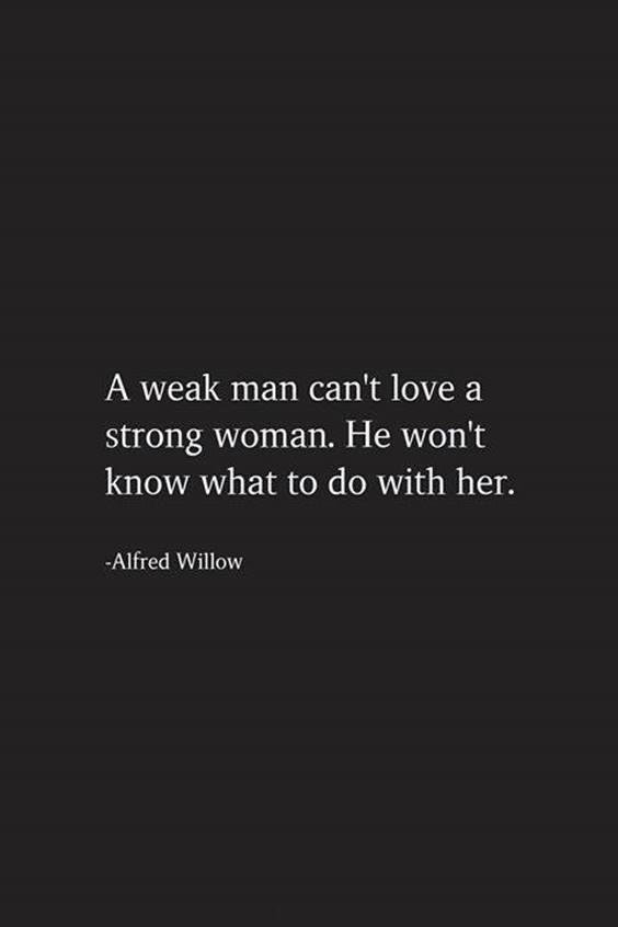 every strong man needs a strong woman quotes