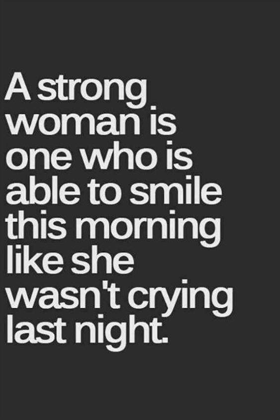 short strong woman quotes
