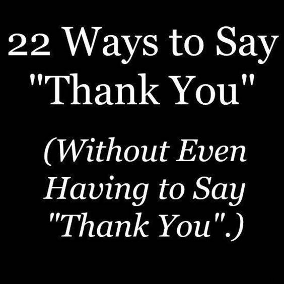Thank You Messages To A Friend