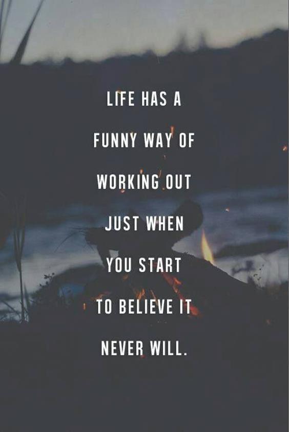 unique quotes on life