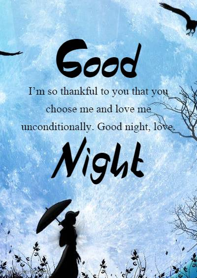 Good Night Messages - Good Night Love Messages Wishes and Quotes 1